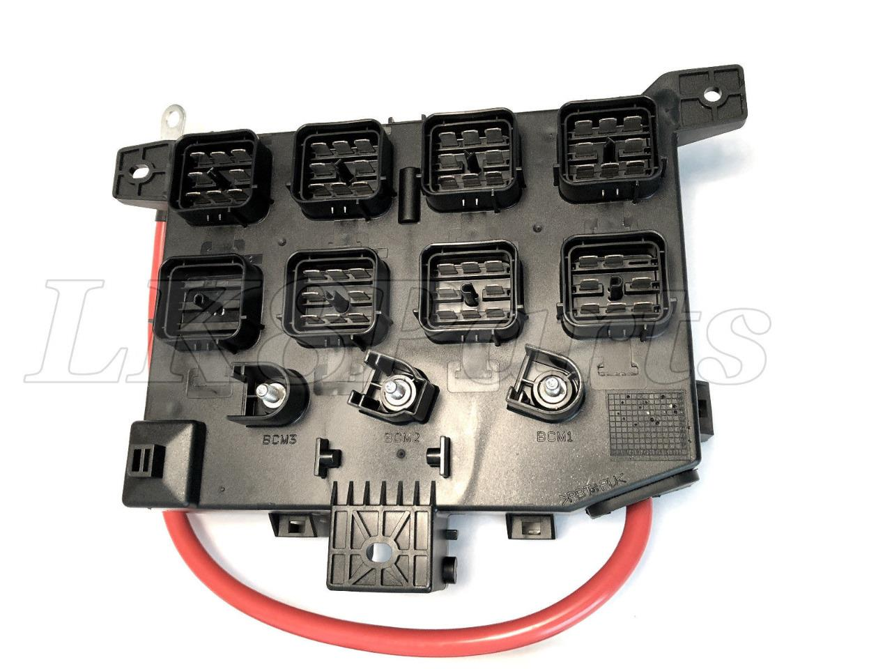 Land Rover Range P38 99 02 Genuine Relay Fusebox Fuse Box 4 6 Need Help Lets Chat Click Here