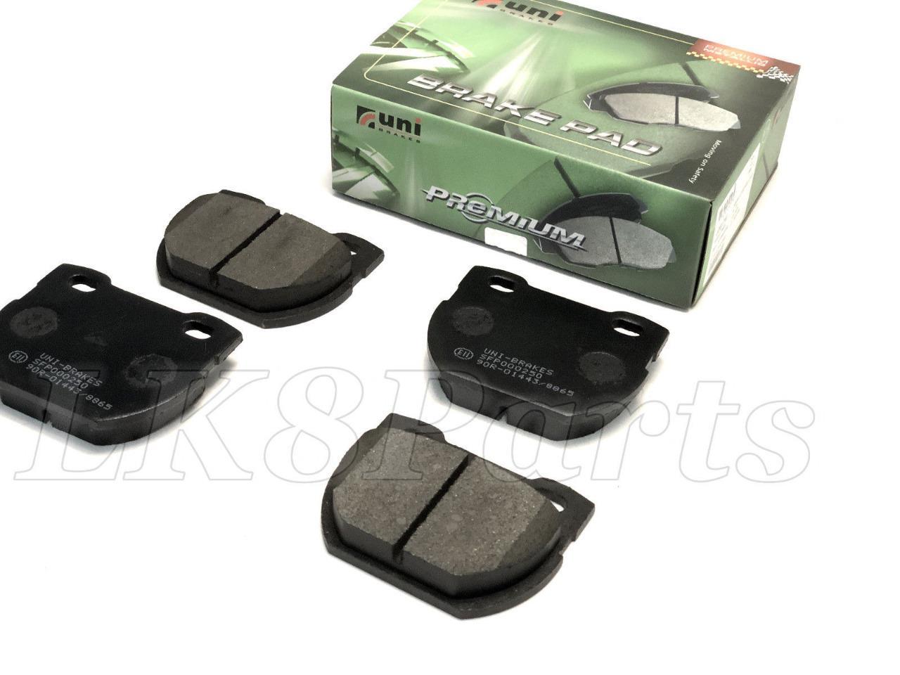 Land Rover Genuine Defender 110 /& 130 Rear Brake Pads Set Kit SFP000250