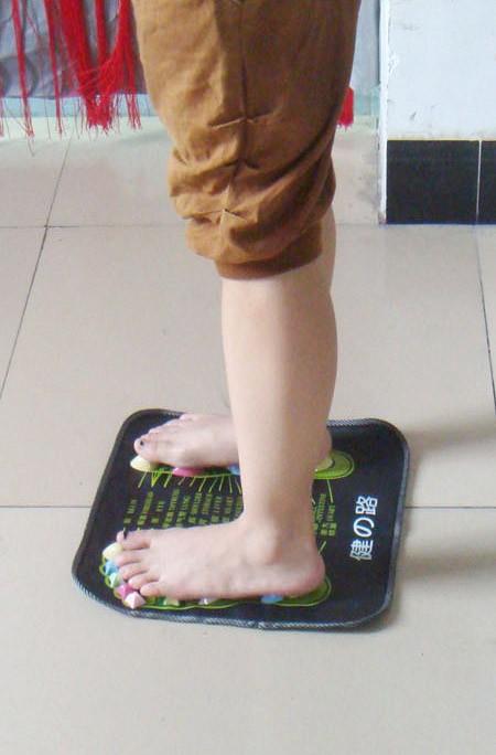 Foot Massage Pain Relieve Relief Walk Massager Mat Pad EASY HELPFUL