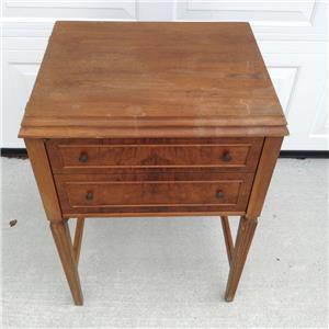 Kenmore Sewing Machine & Cabinet. Model 158. (SM 273) | eBay