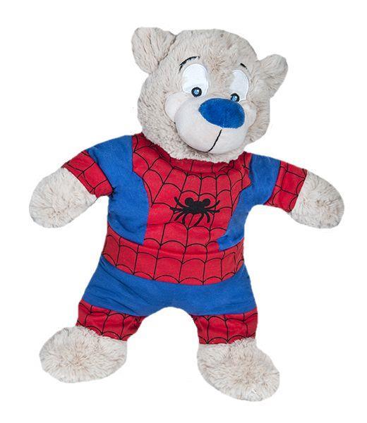Teddys Build a Bear Spider Man Schlafanzug