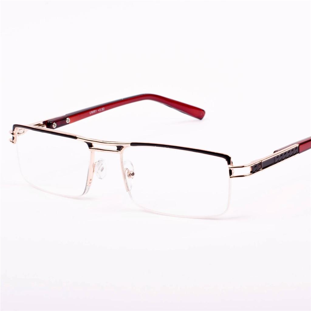 Ladies Semi Rimless Frames David Simchi Levi