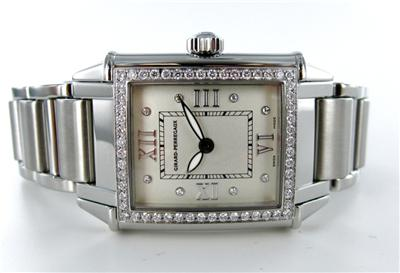 Lady Diamond Vintage Girard Perregaux Watch