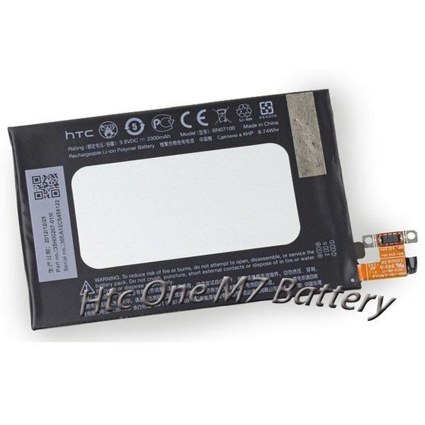 new genuine oem htc one m7 801e 801n 2300mah battery bn07100 3 8v rh ebay com Panasonic TC 55Le54 Manual Manual De Usuario iPad