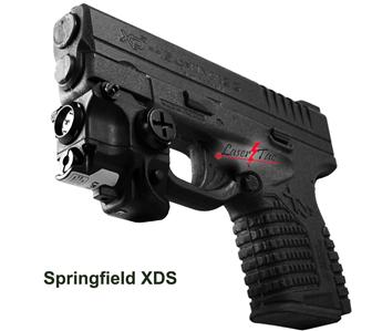 Green Laser Light Combo For Walther P22 Ppq Pps Ppx Pk380