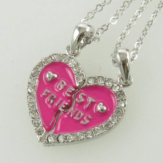 4 bff necklace  Etsy