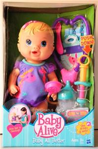 Wow 30cm Baby Alive Baby All Better Pretend Stethoscope