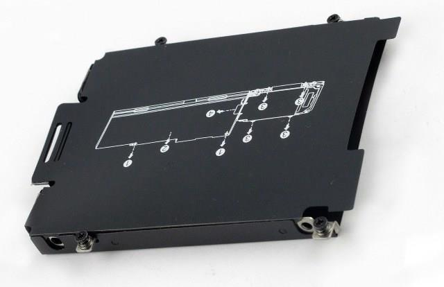 Opticaddy SATA-3 second HDD//SSD Caddy for Toshiba Satellite P845T P850 P855 P955