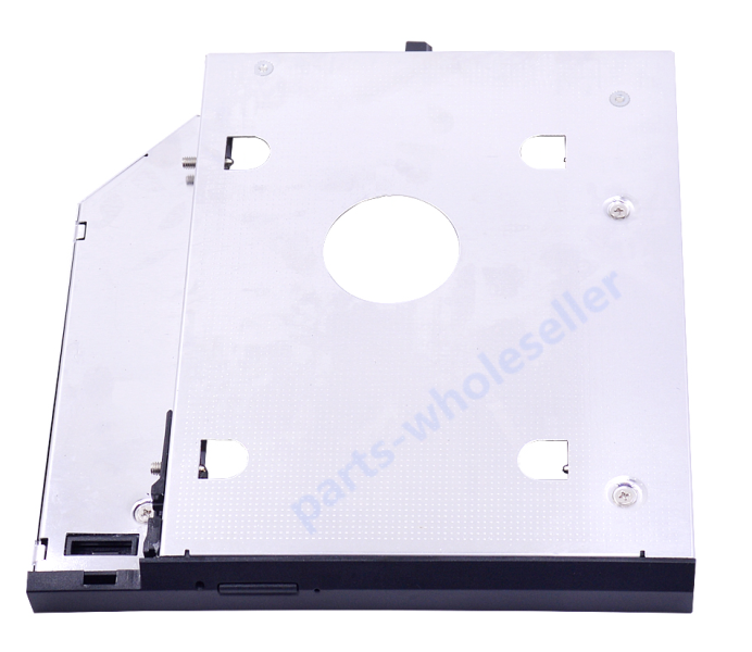 2nd HDD SSD Hard Drive Caddy for Lenovo T400 T410 T410si T420si T430si x200 x201