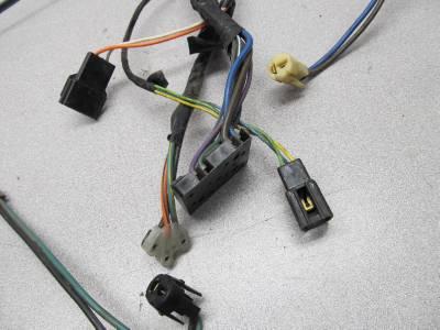 door wiring harness lf- power window 1971-1975 buick 4 ... gmc door wiring harness vw mkv door wiring harness