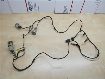 1960 ford f100 wiring harness tail light wiring harness- cab to rear frame ford truck ... 1977 ford f100 wiring harness