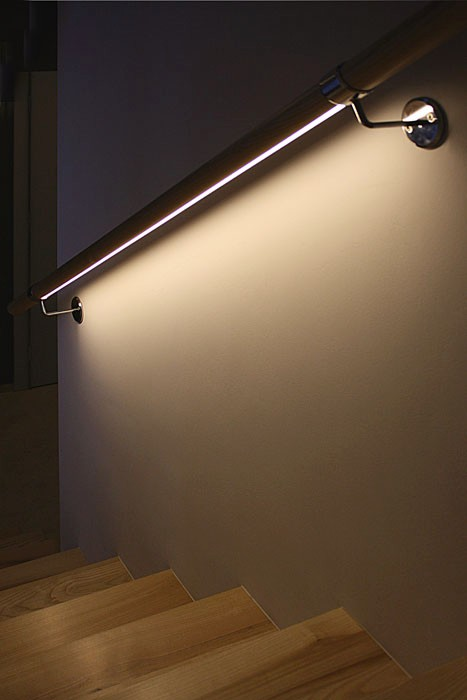 Lighting Basement Washroom Stairs: 12V DC Motion Sensor For DIY LED Stairs Hall Corridor