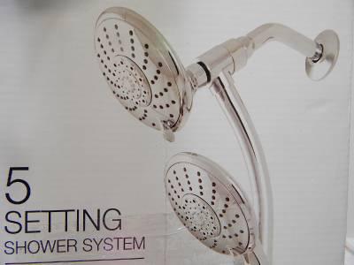 Lot 4 American Standard 8473100h Shower Head System