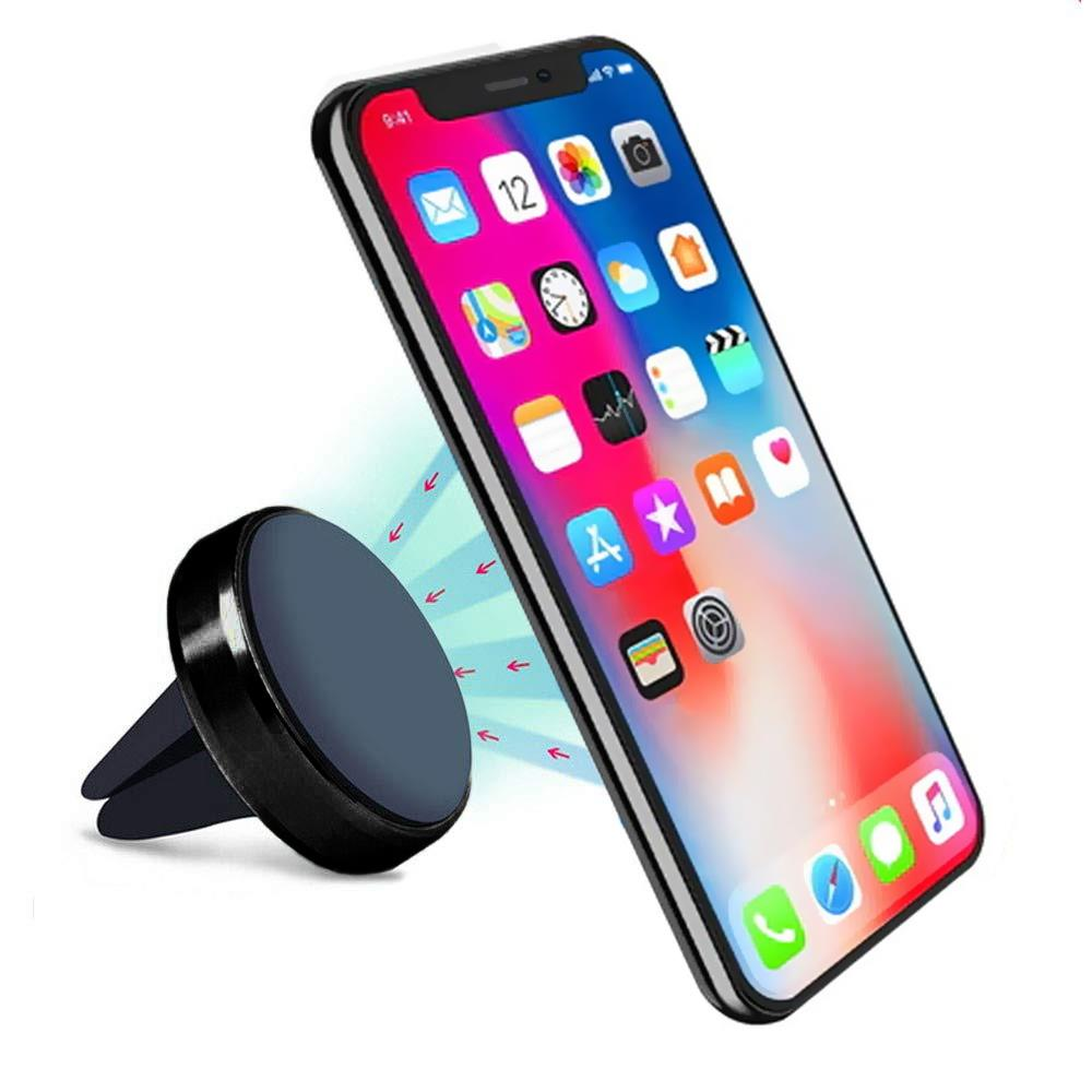 thumbnail 10 - Universal 360 Rotate Magnetic Car Mount Holder Air Vent Stand For Cell Phone GPS