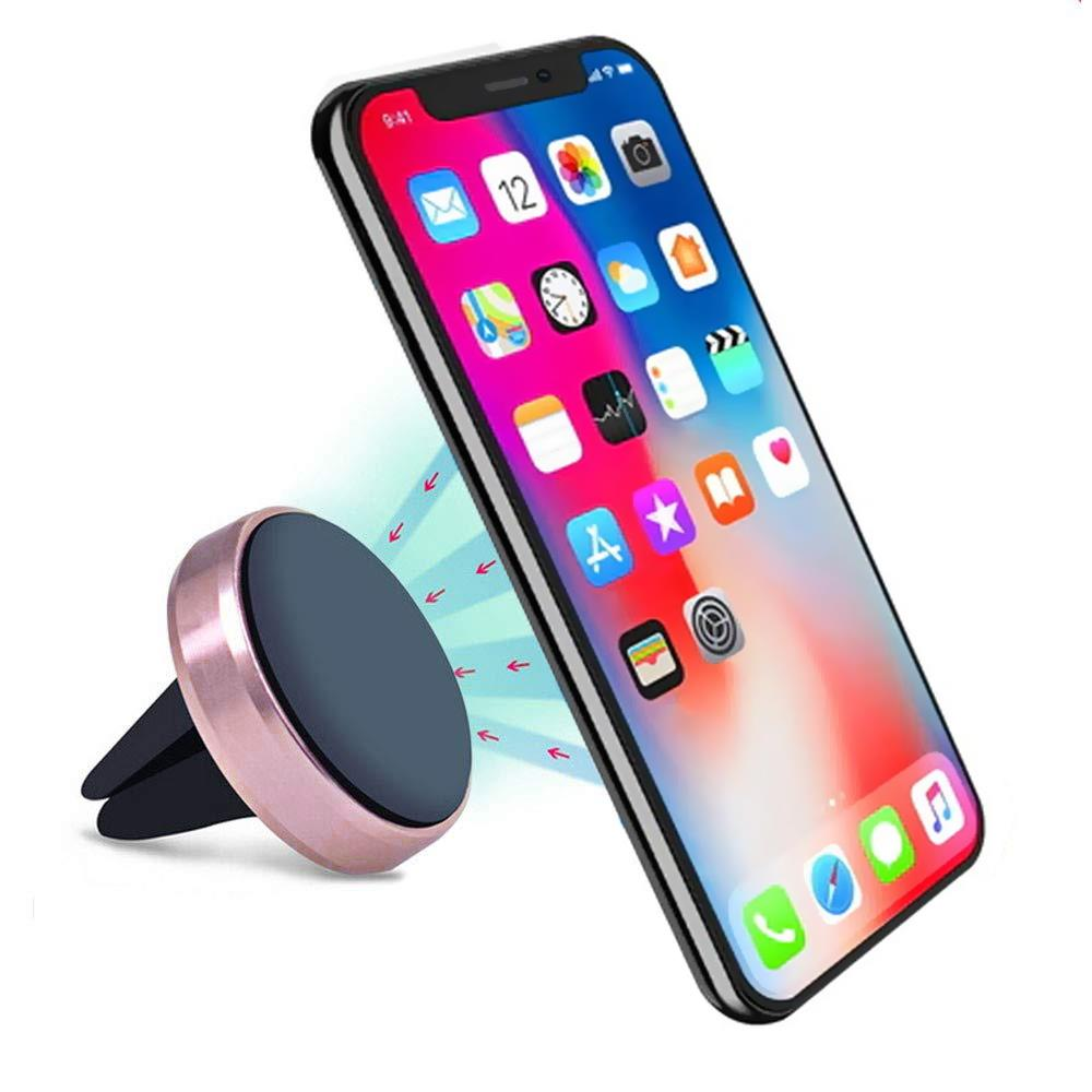 thumbnail 11 - Universal 360 Rotate Magnetic Car Mount Holder Air Vent Stand For Cell Phone GPS