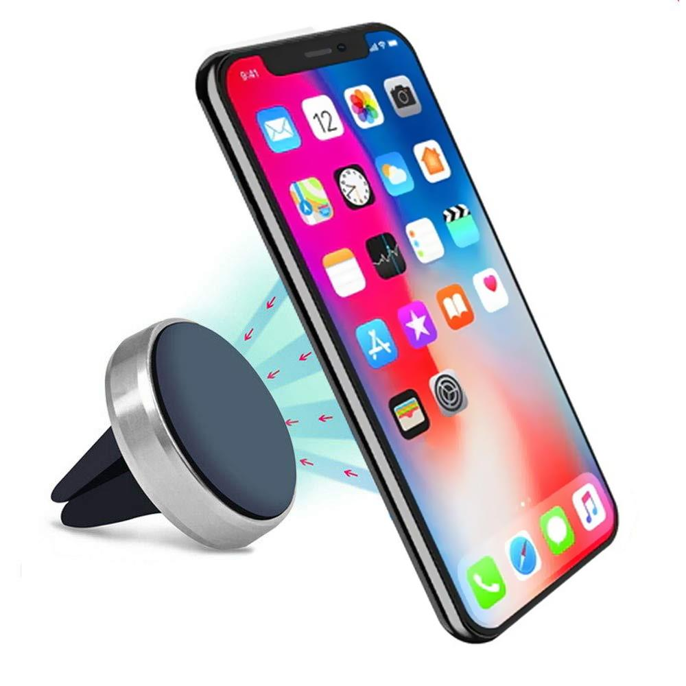 thumbnail 12 - Universal 360 Rotate Magnetic Car Mount Holder Air Vent Stand For Cell Phone GPS