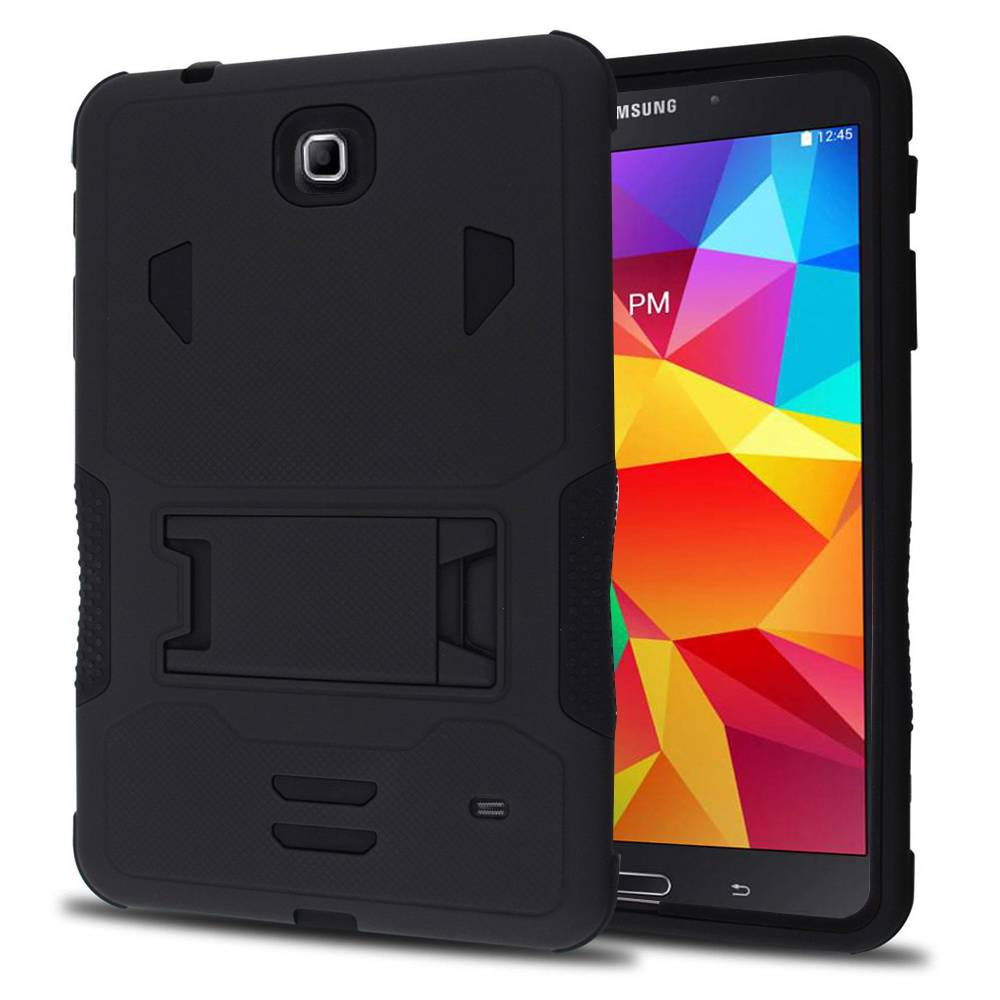 premium selection 8a50a e44d3 Details about For Samsung Galaxy Tab 4 8.0 8-inch T330 Tablet Armor Rugged  Cover Hard Box Case