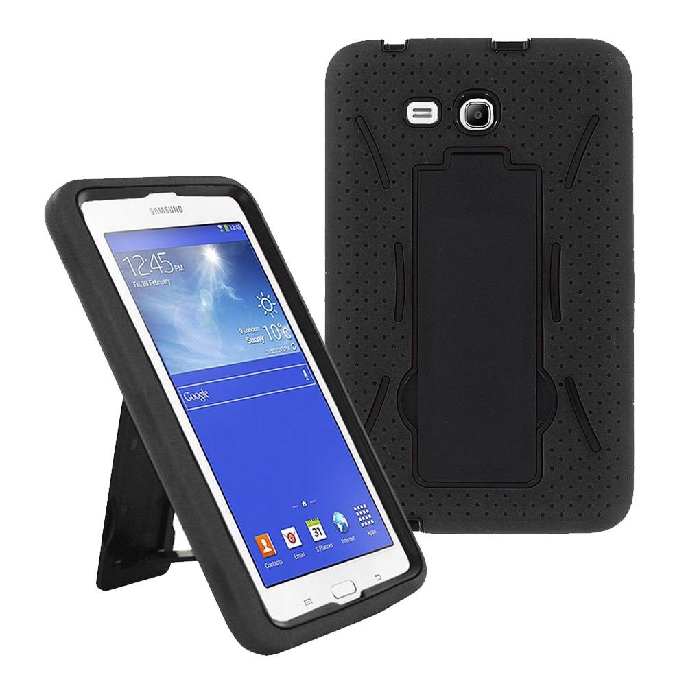 29b05255dc1 For Samsung Galaxy Tab 3 Lite 7.0 SM-T110/T111/T113/T116 Hybrid Stand Case  Cover