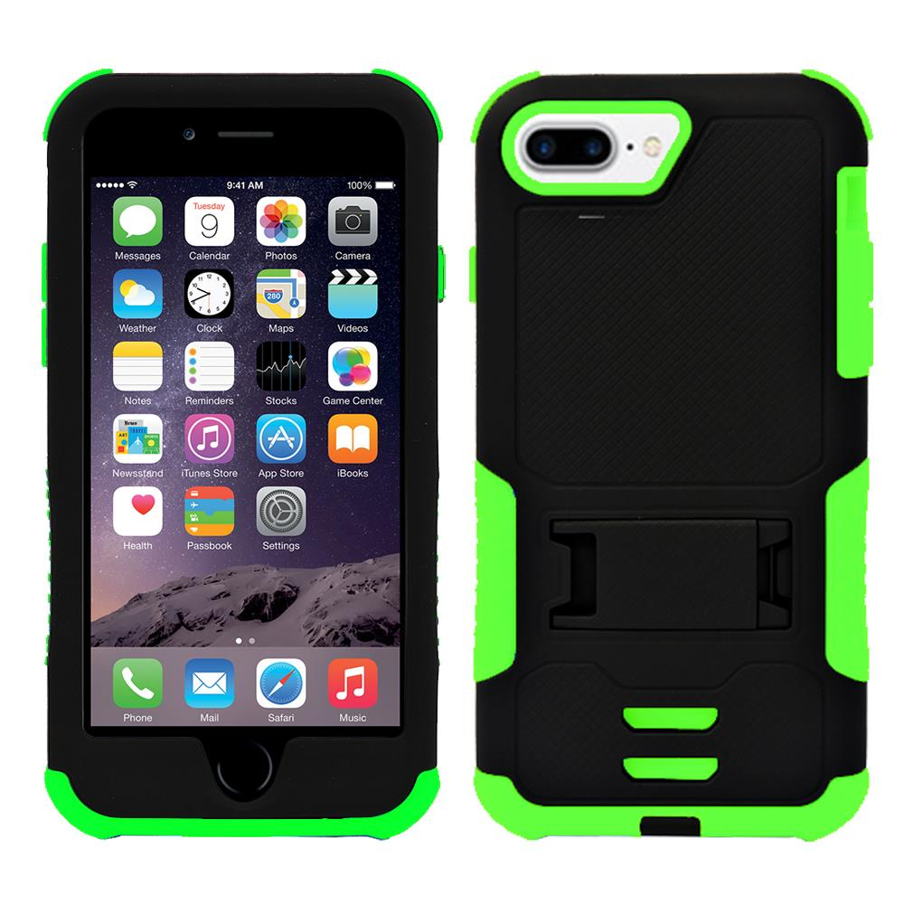 iphone case stand rugged shockproof cover with kick stand for 4791