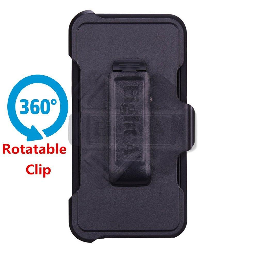 Otterbox Iphone  Plus With Clip