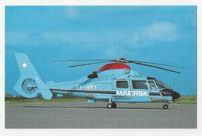 癹n���dzhmy�d�.#yo_sa365n2 dauphin 2 oy-hmy (cn 6446) of maersk helicopters at esb