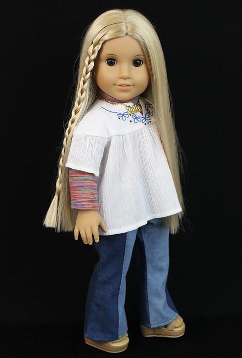 American Girl BeForever Doll | Julie Albright's Egg Chair ...  |American Doll Julie Albright