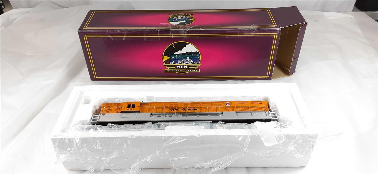 Mth Denver rijøneru 561 561 561 - 3 locomotora FM motor diésel MT - 2122lp d71