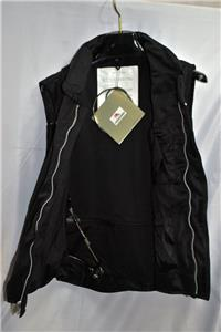 New Armored Air Jackets Motorcycle Vest 2XL Motorcyclist Air Bag Black AIRBAG