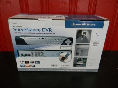 Bunker Hill Security H 264 Dvr Security System Software
