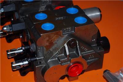 D1fb parker manual directional valves