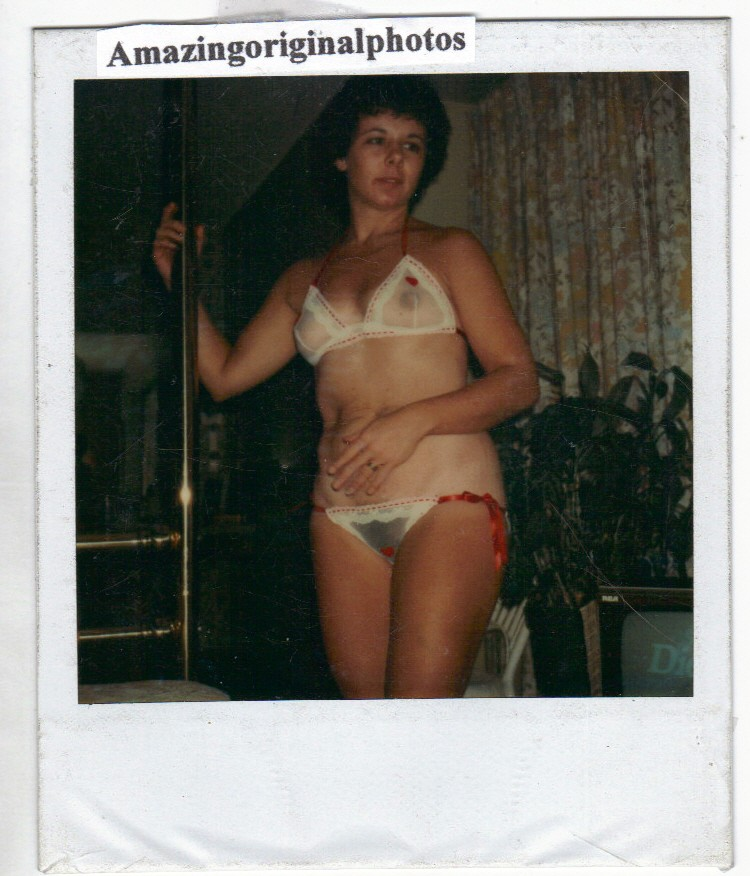 Share your Polaroid vintage nude women have
