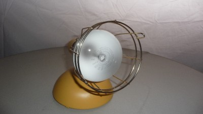 Vintage Vtg Face Tanner Tanning Light Portable Heat