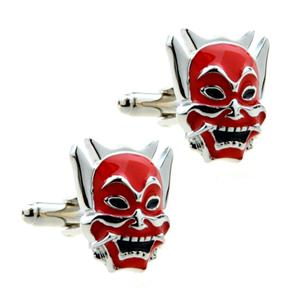 New Jersey Devils Cuff Links FREE SHIPPING with USPS First Class Domestic Mail