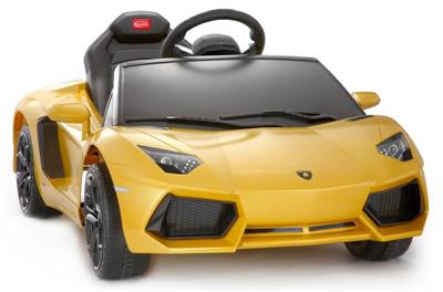 Licensed Lamborghini Aventador LP700 Baby Kids Ride on Power Wheels Toy Car Y