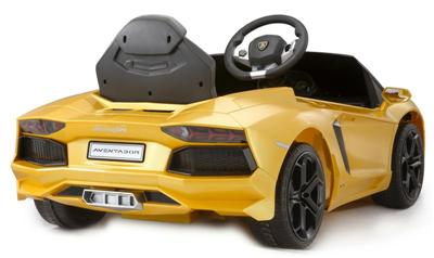 Licensed Lamborghini Aventador LP700 Baby Kids Ride on Power Wheels Toy Car Y