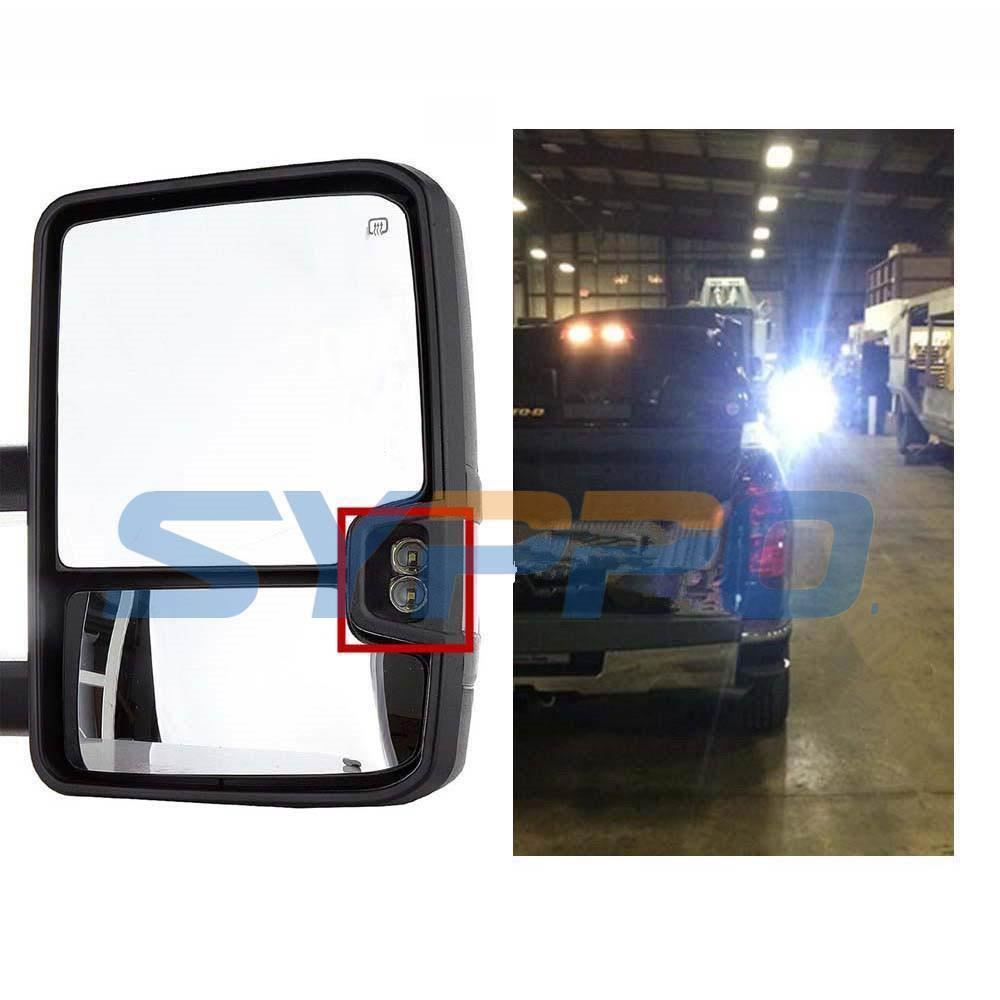 2015 Chevy Silverado Mirror Wiring Free Diagram For You Sierra Black 2014 2017 Gmc Power Heated Folding Mirrors