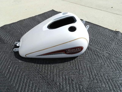 2008 Harley Davidson FXDCI Dyna Super Glide Fuel Gas Tank