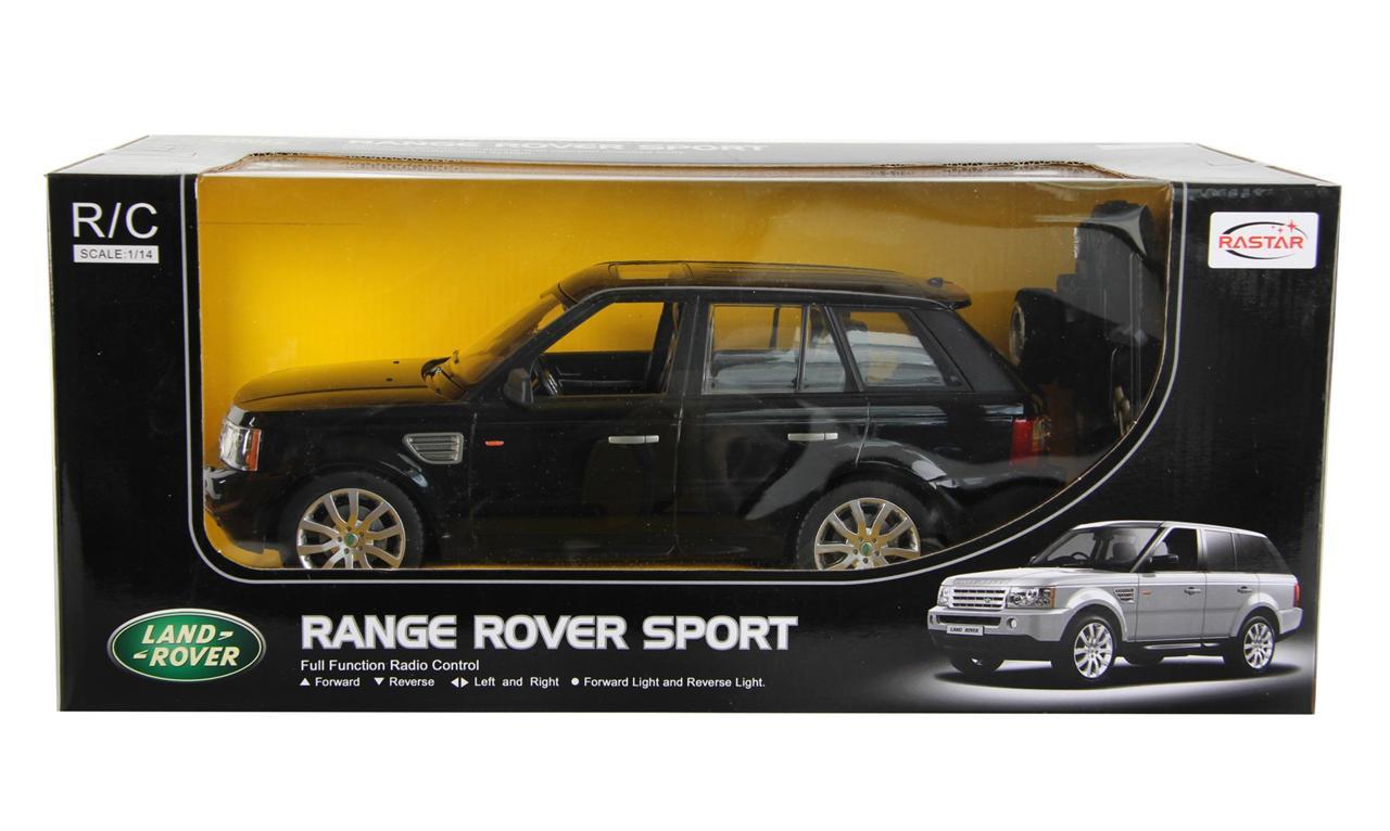 range rover sport 1 14 scale radio control toy car rastar ebay. Black Bedroom Furniture Sets. Home Design Ideas