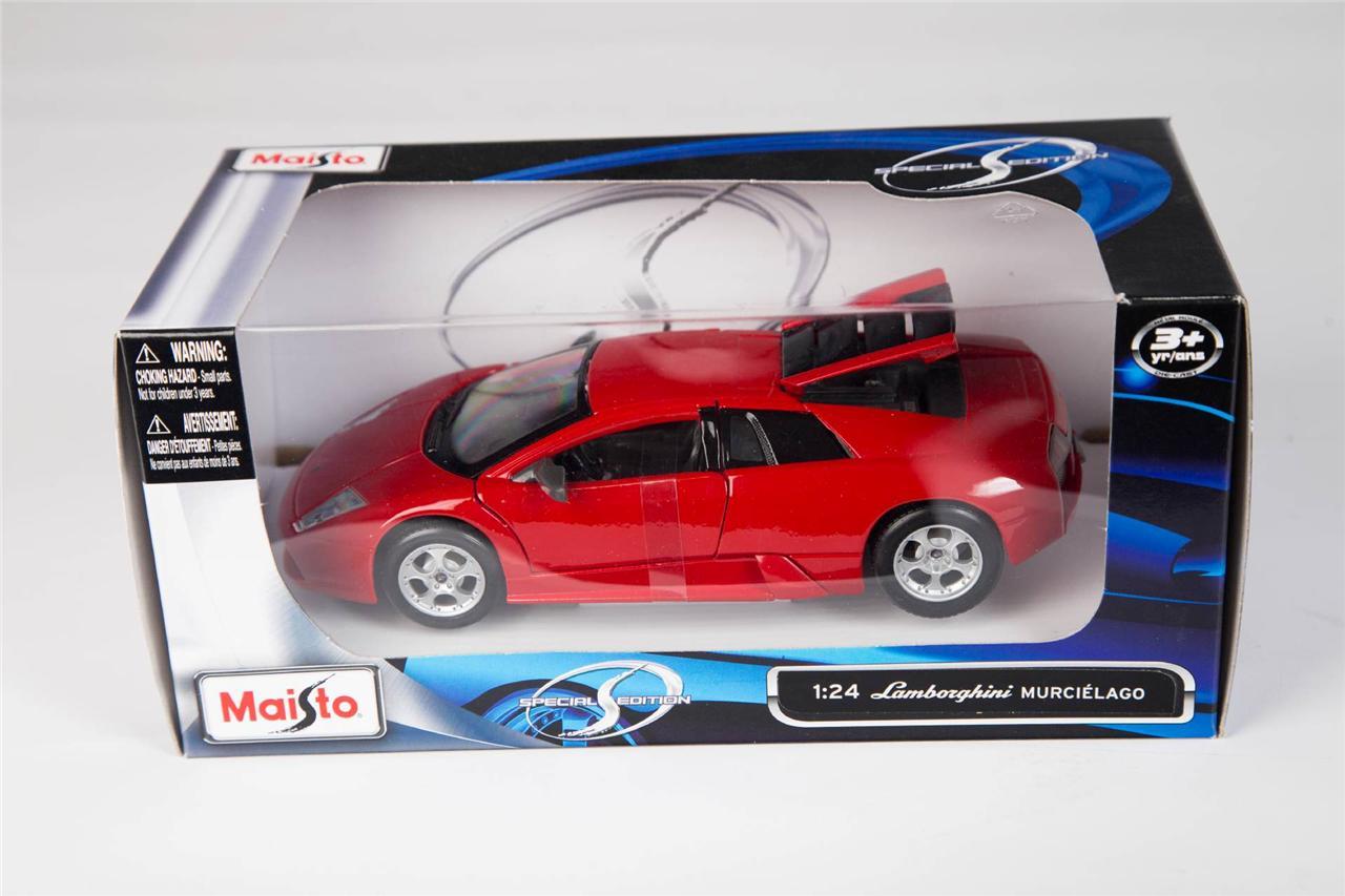 Maisto Diecast Special Edition Model Cars 1 24 Scale Car