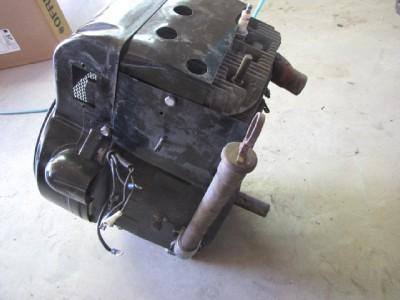 Cub Cadet Tractor 1450 K321 AQS 14hp Engine John Deere Wheel Horse