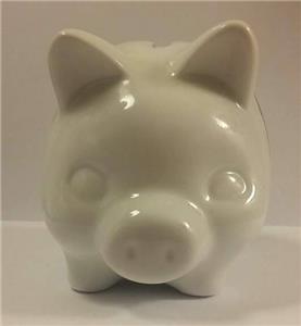 "Charming 3 3//4/"" Long Pepsi Cola #3 Piggy Bank"