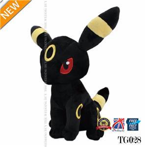 Pokemon Plush Soft Figure Toy Umbreon Doll Size L Large