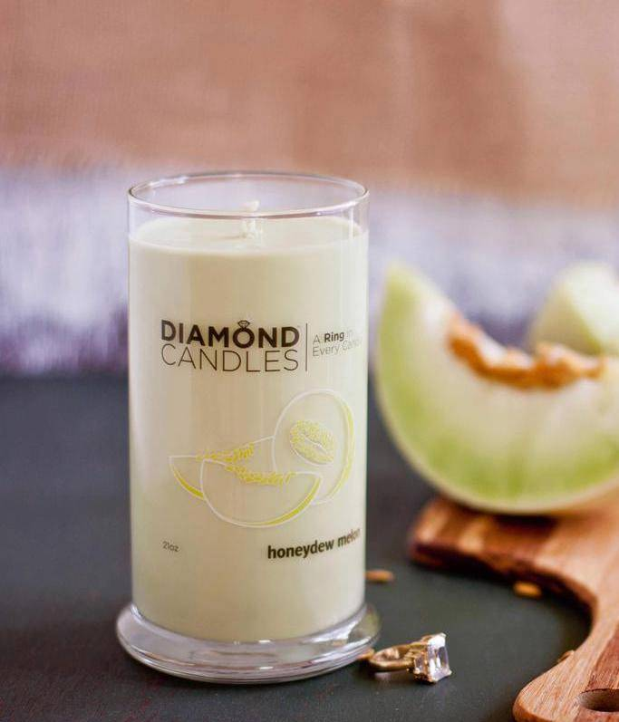 Diamond Candles A Ring In Every Candle Worth 10 To 5000