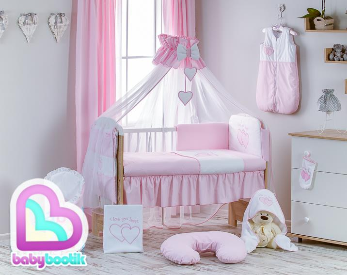 Luxury Cot Cot Bed Bedding Set 3 6 10 15 Piece Pillow