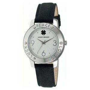 Lucky Brand Ladies Turquoise Peace Sign Watch - Page 1 ... |Lucky Brand Peace Watch