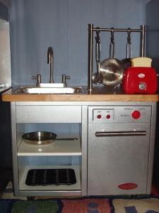 Pottery Barn Kids Pro Chef Complete Kitchen Refrigerator