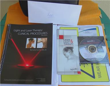 Apollo Ap2 Dt 3000mw Cold Laser Therapy Kit Desktop