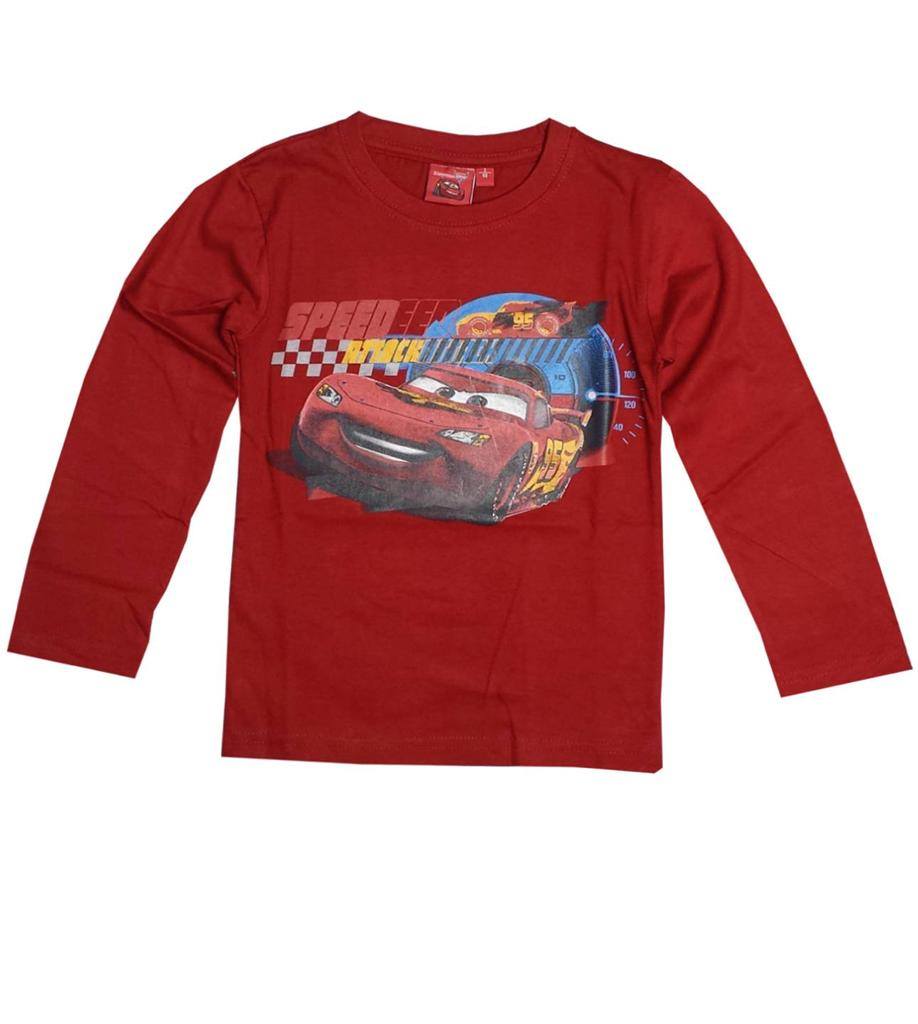 The Ultimate Lightning McQueen car has expressive LCD display eyes, a soft plastic mouth that can 'talk,' and can reach top speeds of up to six miles ( kilometers) per hour.