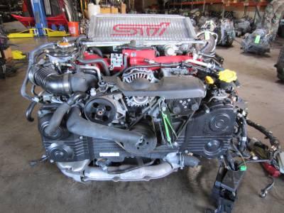 JDM 04 05 Subaru Impreza EJ207 STI V8 Engine Motor EJ20 Turbo WRX V7