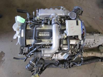 JDM Nissan Skyline RB25DET Series 1 Engine Manual Transmission RB25 r33 s14 GTS